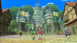 ni no kuni wrath of the white witch ps3 review chalgyr u0027s