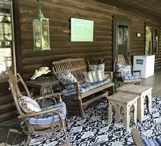 meadowbrook cabin porch u2013 project small house