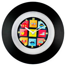 Funky Wall Clocks Catalogue Buy Clock Gifts Online Send Clock Gifts To India
