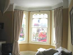 Bay Window Curtain Rod The 25 Best Bay Window Curtain Rail Ideas On Pinterest Bay