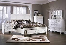 Ashley Prentice Bedroom Set | amazon com signature design by ashley prentice bedroom set with