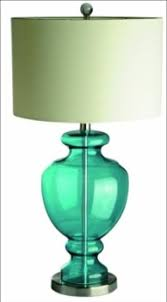 Aqua Table Lamp All The Rages