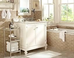 pottery barn bathrooms ideas