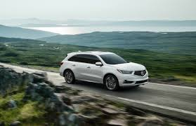 Acura Sports Car Price New 2017 Acura Mdx Sport Hybrid Has 321hp And A 51 960 Starting Price