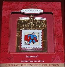 hallmark keepsake superman comic book heroes