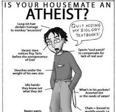 Housemate Meme - is your housemate an atheist by ben meme center
