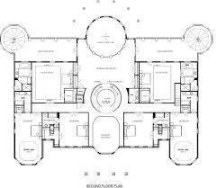 symmetrical house plans a hotr reader s revised floor plans to a 17 000 square mansion