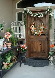 spring decorations for the home 23 best easter porch decor ideas and designs for 2017