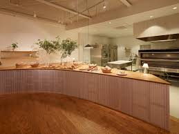 kitchen counter table design bread table leibal