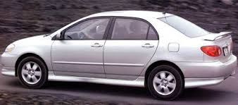 price of toyota corolla 2003 2003 toyota corolla reviews msrp ratings with amazing images