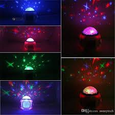 light projection alarm clock best home decor music starry star sky digital clock led projection