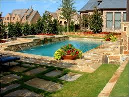 Backyard Pool Landscaping Pictures by Backyards Splendid Garden Design With Pool Spacious Backyard