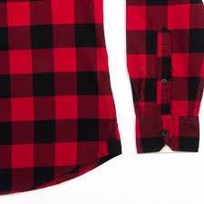 norwood clothing co deus ex machina albie flannel long sleeve