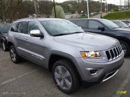 jeep cherokee dakar billet silver metallic 2014 jeep grand cherokee limited 4x4