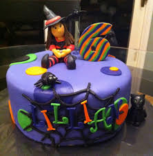 Halloween Cakes Decorations Fondant Halloween Cake Decorations Fondant Covered Cake With
