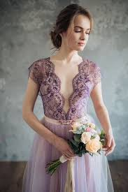 non white wedding dresses 15 non white wedding dresses on etsy that i m obsessed with