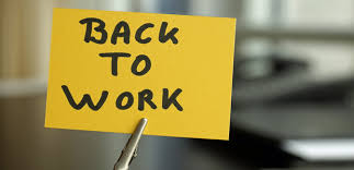 6 tips for getting back to work after the holidays academic medicine