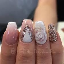 nails pink and rose image nail designs gallery