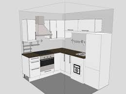 u shaped kitchen remodel for 10 x10 warm home design