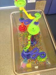 Toddler Sensory Table by Simple Snowman Sensory Bin Fun Way To Work On Essential Skills