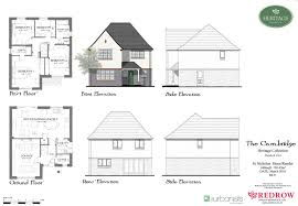 Redrow Oxford Floor Plan D St Nicholas Redrow U2014 The Urbanists