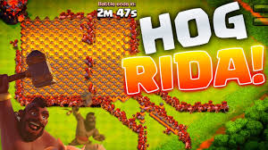 300 hog riders quake spells u0026 wall breakers clash of clans dev