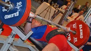World Bench Press Champion Yan Urusov Wins Bronze Medal At World Benchpress Championship In