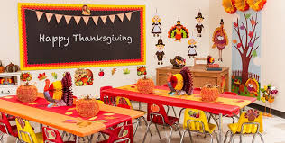 thanksgiving classroom supplies city