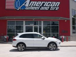 Porsche Cayenne Wheels - customers vehicle gallery week ending august 04 2012 american