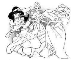 cartoon coloring ariel princess pages 391750 coloring pages for