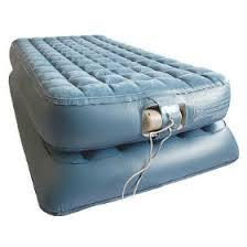 aerobed classic raised pillowtop u2013 full aero air bed mattress