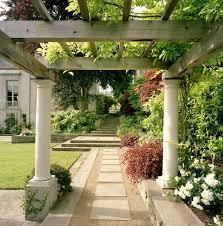 Pergola Landscaping Ideas by 11 Best Pergolas Images On Pinterest Backyard Ideas Arbors And