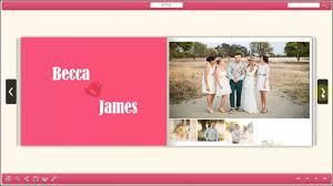 best photo albums online flip html5 best platform to make wedding photo albums online