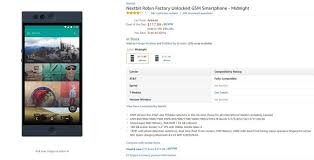 amazon best cell phone deals gsm black friday unlocked deal snag the nextbit robin for just 118 today only at amazon