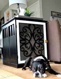 Diy End Table Dog Crate 105 best dog crate u0026 bed ideas to make images on pinterest bed