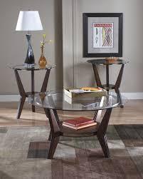 buy ashley furniture t176 13 ferretti 3 piece coffee table set