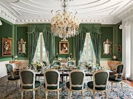 neoclassical style look inside a french neoclassical style mansion in new orleans