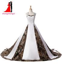 popular camouflage wedding dresses buy cheap camouflage wedding
