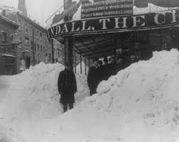 Worst Blizzard In History by The Blizzard That Changed History Teaching American History