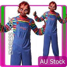 Chucky Costume Halloween Chucky Costumes Men Ebay