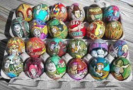 custom easter eggs easter eggs become to celebrate s rebirth the salt npr