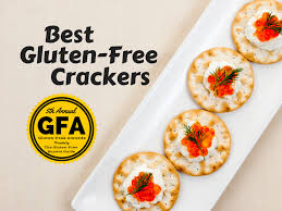 the best gluten free crackers of 2015 the gluten free awards