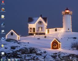 free 3 best mini santa themes for windows 7