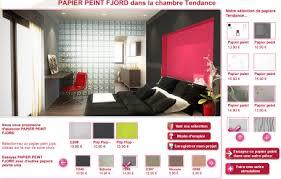 simulateur peinture chambre simulateur papier peint pour chambre et salon chantemur