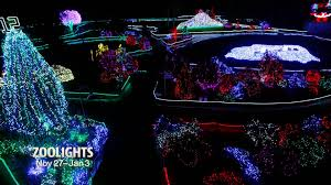 Washington Dc Zoo Lights by 2015 Zoolights Commercial Youtube