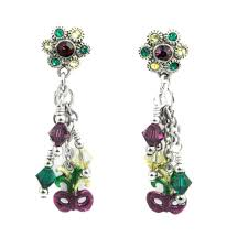 mardi gras earrings mardi gras earrings mask earrings earrings post