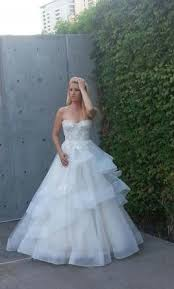 lhuillier wedding dress prices lhuillier bl 1518 3 400 size 4 used wedding dresses