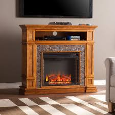 southern enterprises ethan 45 5 in w simulated stone media center
