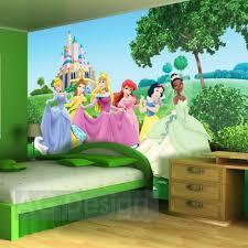 disney princess castle wallpaper xxl great kidsbedrooms the disney princess castle wallpaper xxl