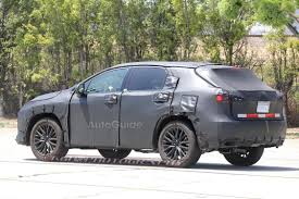 lexus suv for sale near me lexus files for rx350l trademark hinting at seven seater model
